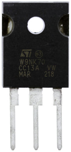 ST STW9NK70Z N-Channel 700V Power MOSFET Transistor