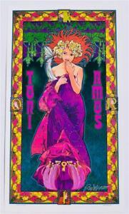 """NATE DUVAL Handbill Silkscreen Print FROGTAR 6 X 6/"""" like poster art"""