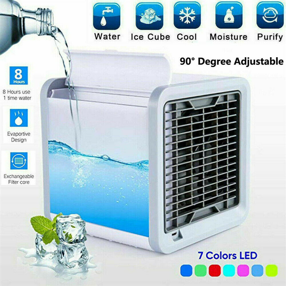 Arctic Blu Breeze Mini Cooler Portable Air Conditioning Unit Cool Air Technology For Sale Online Ebay