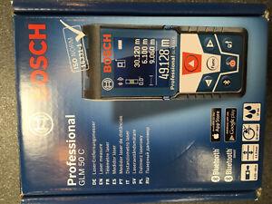 Bosch Entfernungsmesser Glm 50 C Test : Laser entfernungsmesser glm 50 c professional: bosch