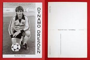 DDR-Fussball-Foto-AK-DYNAMO-DRESDEN-1984-Reinhard-Haefner-24924
