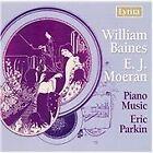 William Baines, E.J. Moeran: Piano Music (2007)