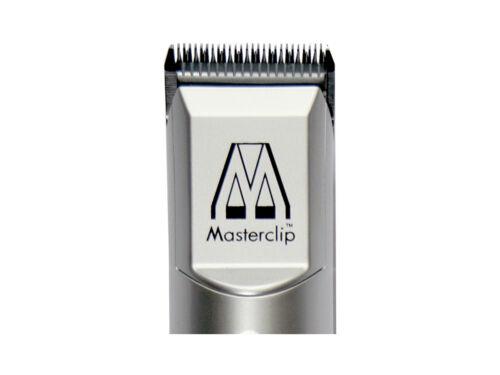 Champ tondeuse chien épier Field Set avec 3 lames Masterclip Professional 5060207016483
