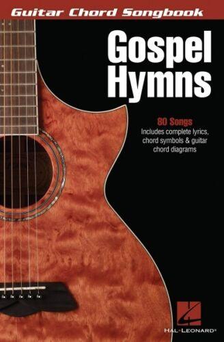Gospel Hymns Sheet Music Guitar Chord SongBook NEW 000700463