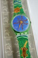 Swatch GZ158 Nova - Olympic Special Sydney 2000  designed by Nova Peris-Kneebone