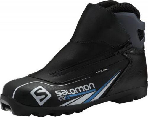 SALOMON Herren Classic Langlaufschuhe ESCAPE 6X Prolink LL-Schuhe Salomon *NEU*