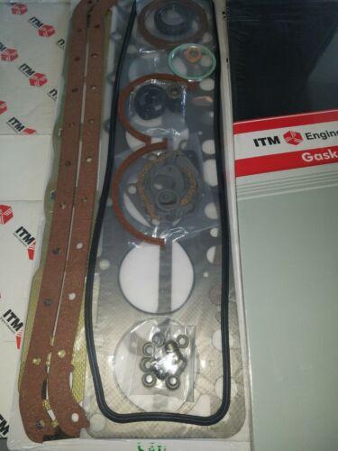 ITM 09-01509 75-80 Toyota Land Cruiser 4.2L-L6 Complete Engine Gasket Set