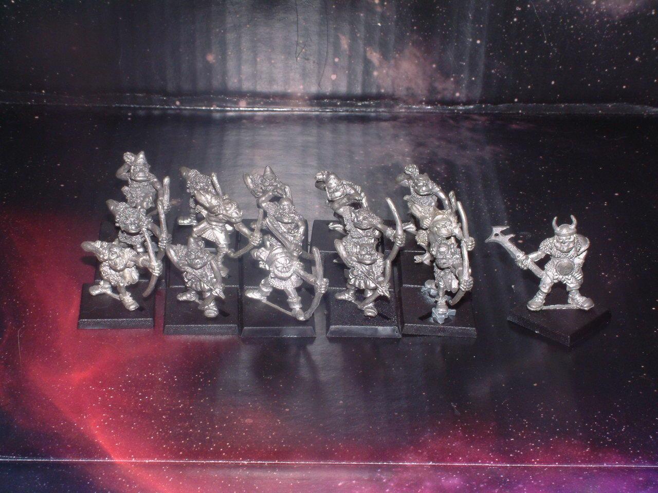 Orks und goblins warhammer - regimenter renommee, 16 x harboth ist ork - bogenschützen, huch.