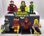 Crime Syndicate of Amerika Ultraman Super Woman Grid Sea King Power Ring