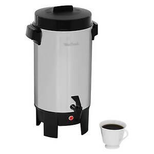 West Bend Coffee Maker Manual 58002 : West Bend 42 Cup Coffee Urn - 58002 72244580020 eBay