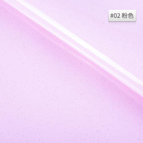 21*29CM Funkeln Spiegel Synthetik Leder Stoffe Patchwork For DIY Kunsthandwerk