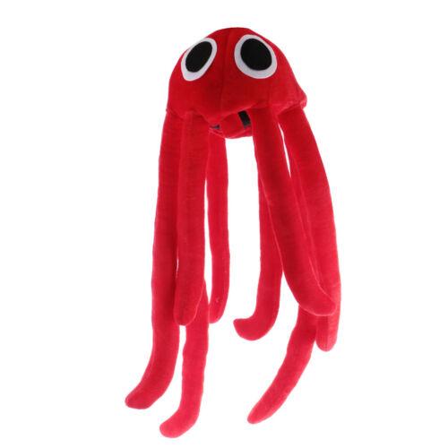 Funny Adult Ocean Sea Octopus Hat Headgear Halloween Party Fancy Dress