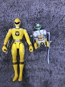 Power Rangers Dino Yellow Talking Power Ranger