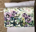 Bnwt Ted Baker Enchantment Floral Small Flapover Purse