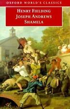 Joseph Andrews and Shamela (Oxford Worlds Classics)