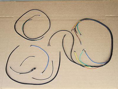 Wiring Harness Set For Ih International Farmall Cub Ebay