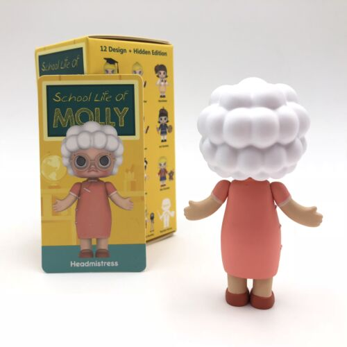POP MART KENNYSWORK School Molly Mini Figure Designer Toy Figurine Headmistress