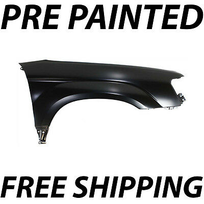 New Painted to Match Passengers Front Right Fender for 2011-2014 Chrysler 200