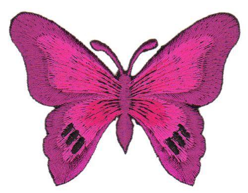 Af24 mariposa contactarlo Butterfly Patch perchas imagen aplicación insecto niños