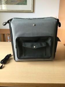 original mercedes benz freshbag k hltasche k hlbox mit stromanschluss ebay. Black Bedroom Furniture Sets. Home Design Ideas