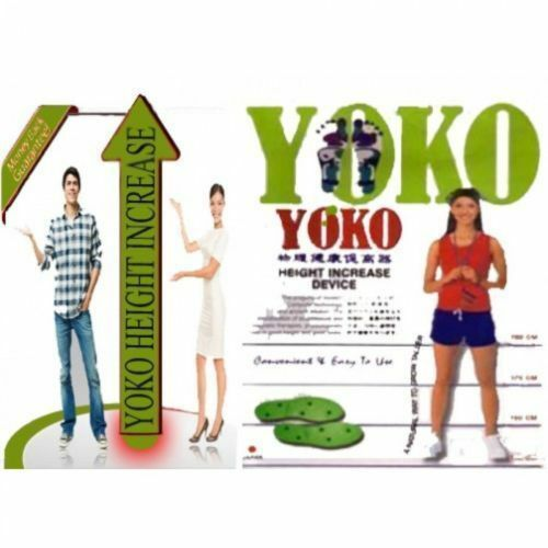 YOKO - Original Japanese Height Increase Device - Fast Results upto 3 Inches