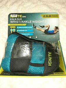SPRI Ankle Weights 2.5lbs