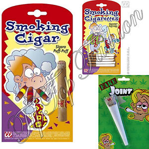 New-Smoking-cigarette-Fake-Cigar-Fake-Joint-Smoking-Weed-Fancy-Dress-Accessory