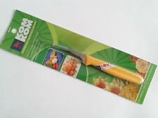 KOM KOM Fruit Carving Knife Thai Kitchen Soap Vegetable Art Food Stainless Steel