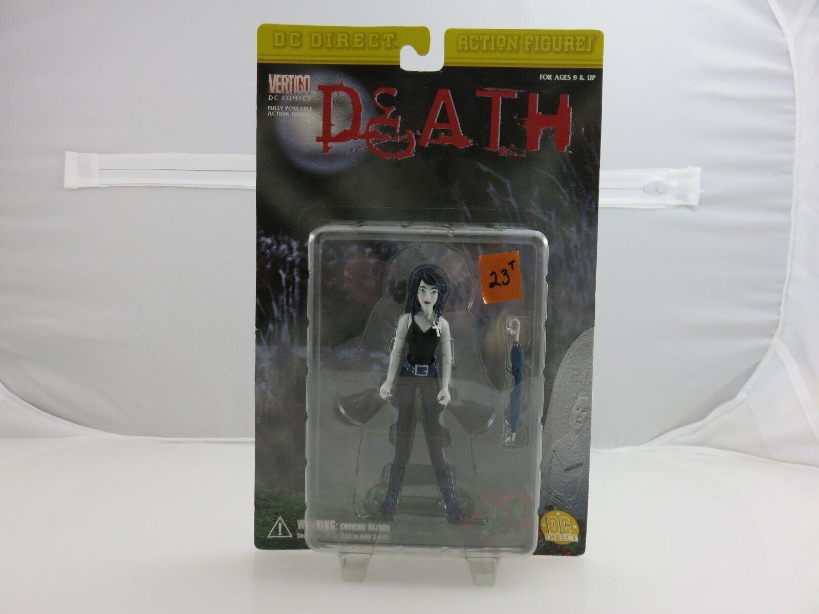 DEATH Action Figure Vertigo DC Comics Direct NEW 1999 Neil Gaiman Sandman