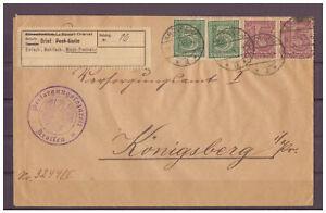 Deutsches-Reich-Dienstmarke-MiNr-16-25-MiF-KBS-Arolsen-20-12-1920