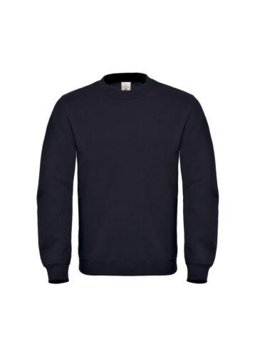 Damen /& Herren Sweatshirt Pullover Sweat Shirt Übergröße S M L XL XXL 3XL 4XL
