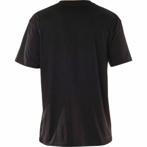 Fox Racing Legacy Fox Head Mens Basic Short Sleeve T-Shirt Black