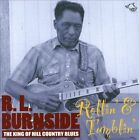 Rollin' & Tumblin': The King of Hill Country Blues by R.L. Burnside (Robert Lee Burnside) (CD, Jul-2010, Wolf)