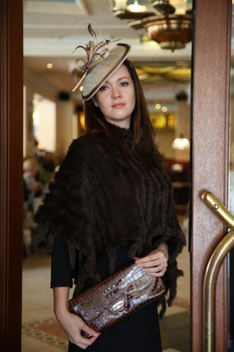 Fascinator Haarschmuck Hüte Damen Kopfschmuck Haarreif Anlasshüte Hochzeit Neu