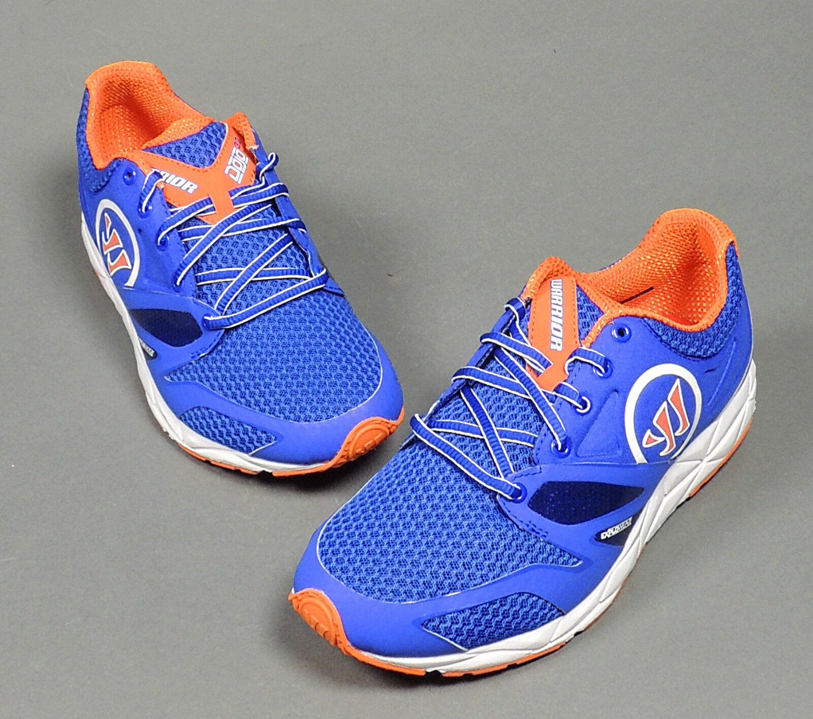 Warrior Dojo 3.0 Mens Training Running Sneaker bluee Org Wht (NEW) Lists @