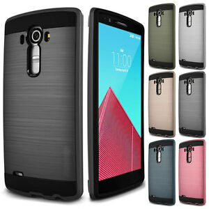 Slim-Fashion-Brushed-Shockproof-Soft-Hybrid-Rugged-Hard-Case-Cover-For-LG-V20