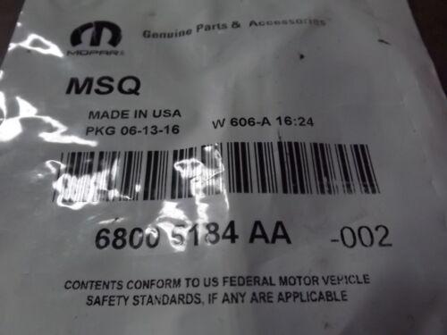 MOPAR 68005184AA EGR Valve Gasket set of 2 CUMMINS