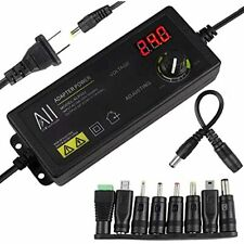 3v 24v 15a 36w Adjustable Dc Power Supply Kit Adapter Speed Control Volt With