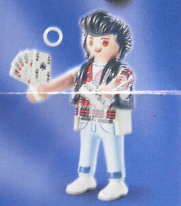 PLAYMOBIL-70159-Figures-Boys-Serie-16-Kartenspieler-Kartenspiel-2-NEU