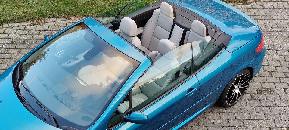 Peugeot 307, Benzin, 2007