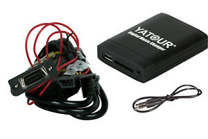 Yatour-USB-SD-AUX-Adapter-BMW-E46-E39-E38-E53-Z4