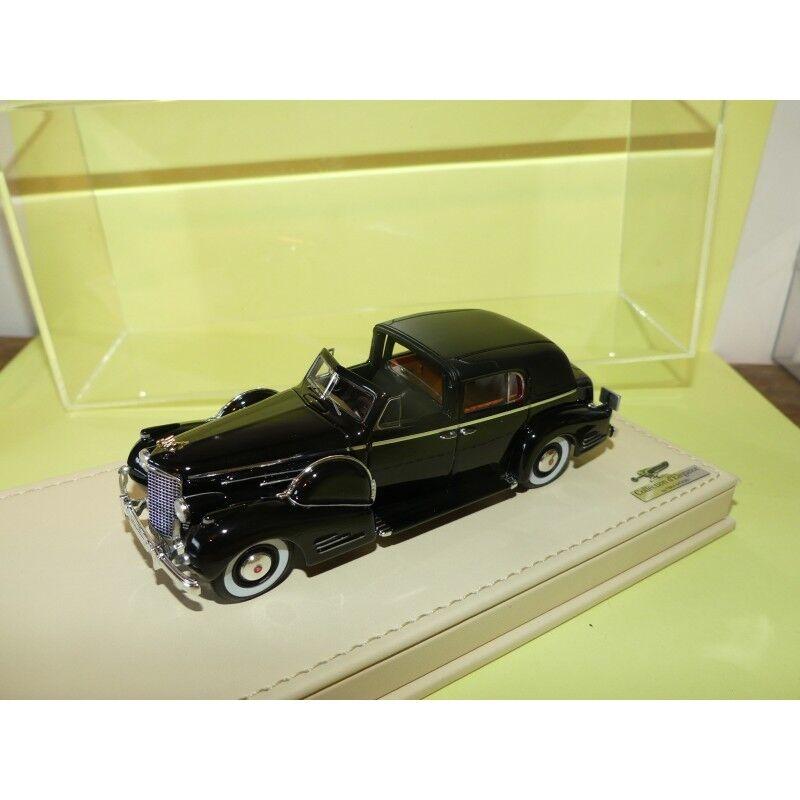 CADILLAC SERIES 90 V16 1938 TOWN CAR TSM-MODEL 1 43
