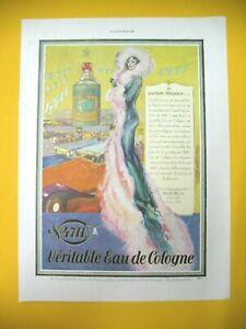 Advertising-Press-4711-Water-Cologne-Perfume-Illustration-Ehrenberger-1931
