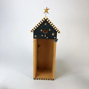 2001-Williraye-Studio-Birdhouse-Nativity-Manger-17-x-5-x-5