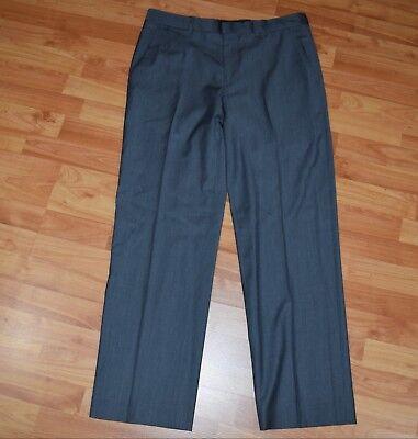 Adroit Banana Republic Men's Sz 35 X 32 Gray Dress Pants Euc Men's Clothing