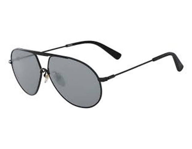 54f770326d1f MCM Mcm114s 002 Matte Black Aviator Sunglasses for sale online   eBay