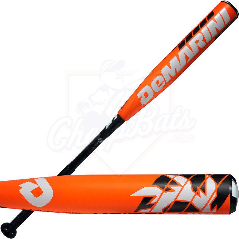 DEMARINI VOODOO RAW 32  19 oz Orange BAT YOUTH LITTLE LEAGUE WTDXVDL NEW