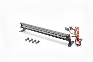 56-DEL-en-aluminium-138-mm-Light-Bar-1-10-1-8-Scale-RC-Slash-SCT-xmaxx-TRX-4-SCX10