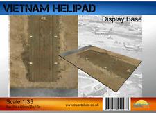 Coastal Kits 1:35 Vietnam Helipad Approx 594 x 420mm Display Base #CKS0173-35