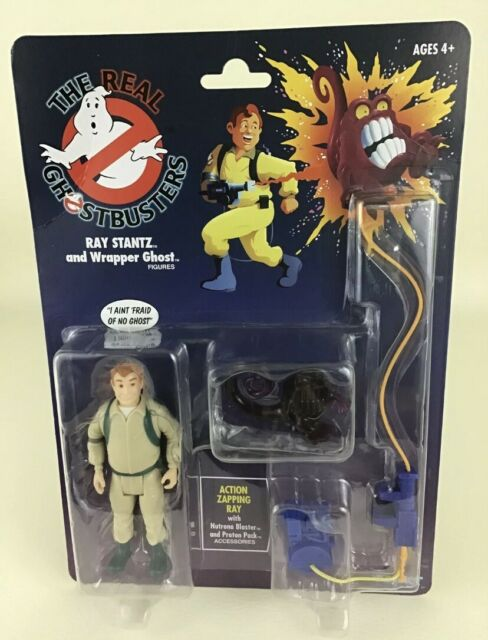 The Real Ghostbusters Hasbro Kenner Ray Stantz Action Figure Retro New Sealed